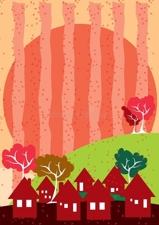 Download Stagione di sorgente illustrazione di stock. Illustrazione di vista - 3129339