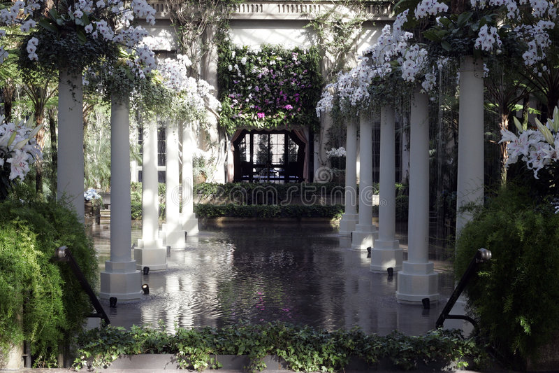 Stagno del giardino immagine stock immagine di tranquil for Stagno da giardino