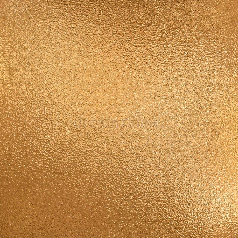 Stagnola di oro fotografia stock libera da diritti