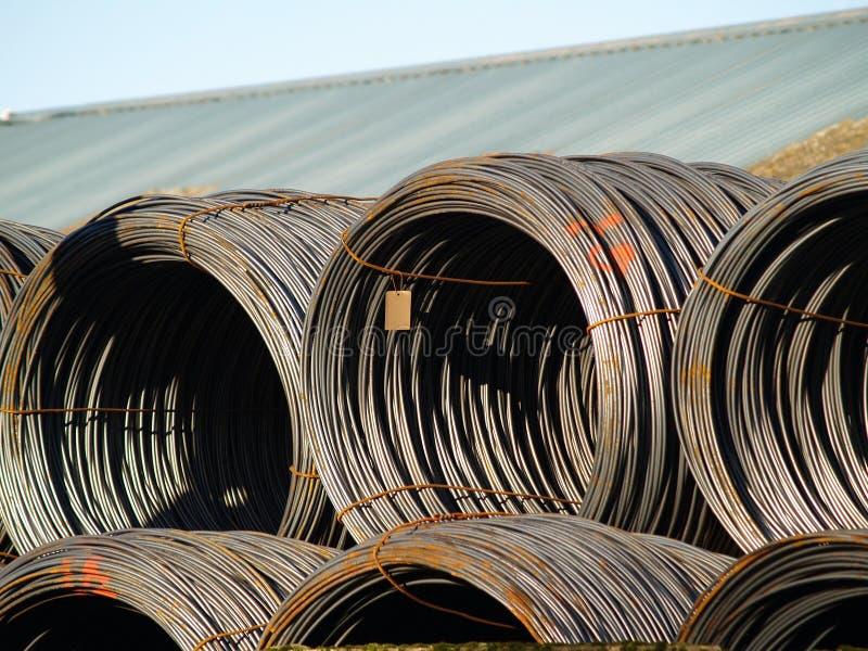 Stahl stockfotografie