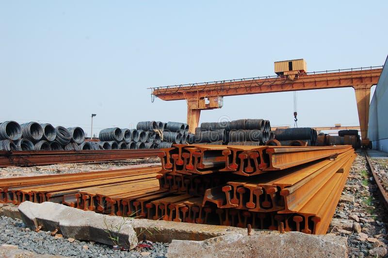 Stahl lizenzfreies stockfoto