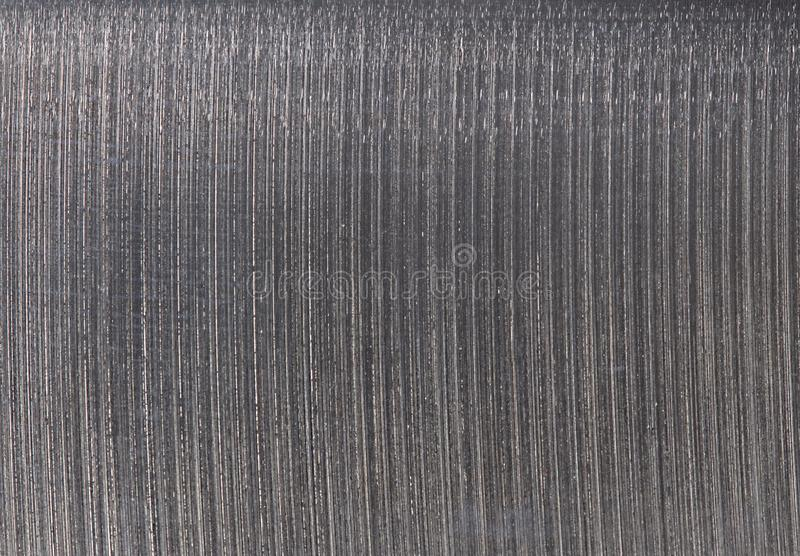 Stahl, Metallleisten-Messer masern Makrohintergrund lizenzfreie stockbilder
