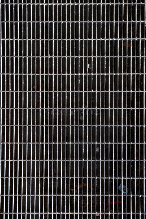 Stahlrasterfeld stockbilder