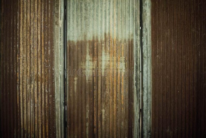 Stahlwand lizenzfreie stockbilder