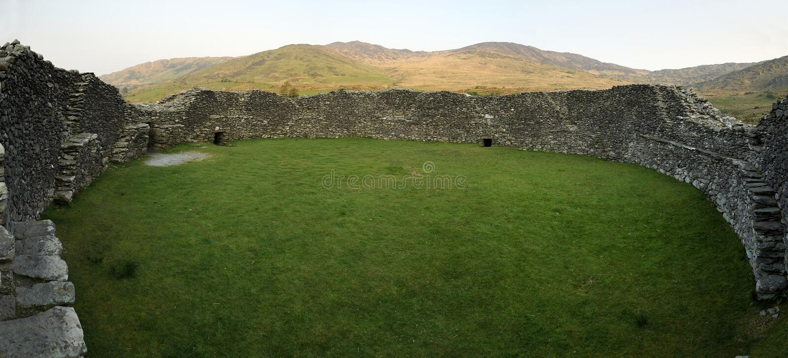 Staigue Ring Fort royalty free stock photography