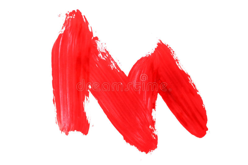 Stain From Ink Stock Images