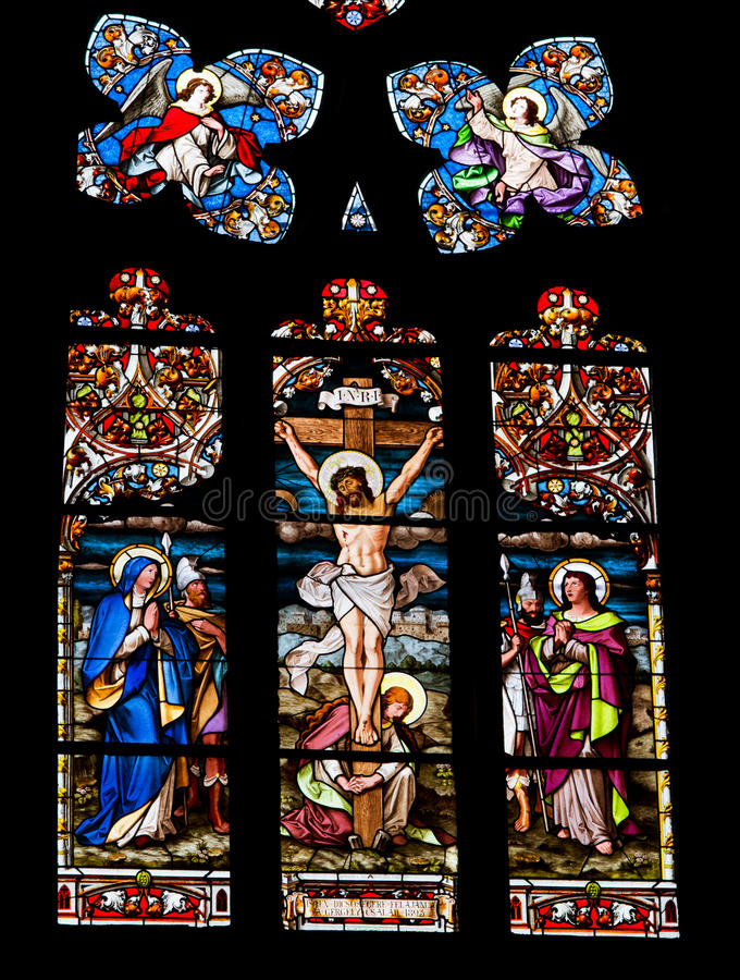 Download Stained stock image. Image of easter, faith, catholic - 27555559