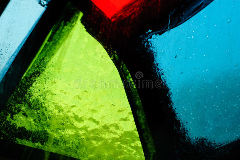 Stained glass. Abstract colorful background royalty free stock image