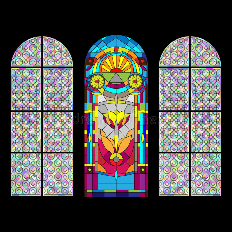 Download Stained-glass Royalty Free Stock Photo - Image: 16965775