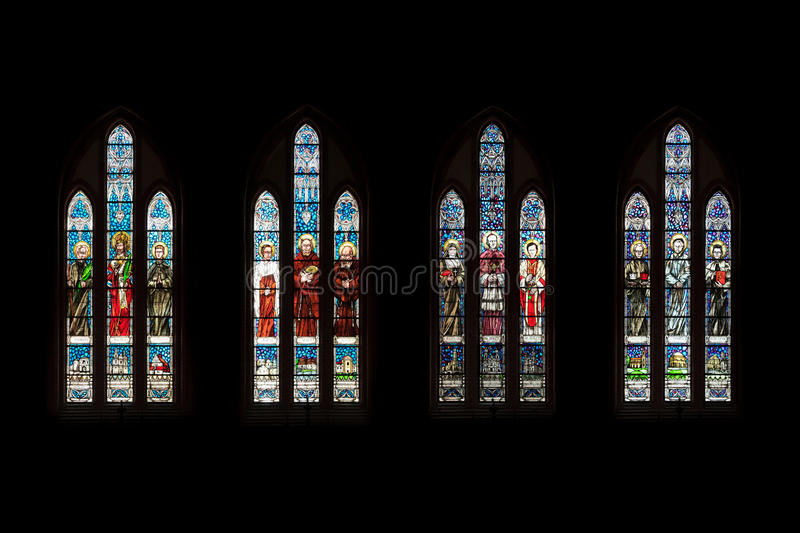 Download Stained glass stock photo. Image of light, colour, colorful - 25829644