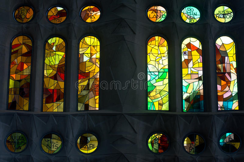 Stained Glass Editorial Image