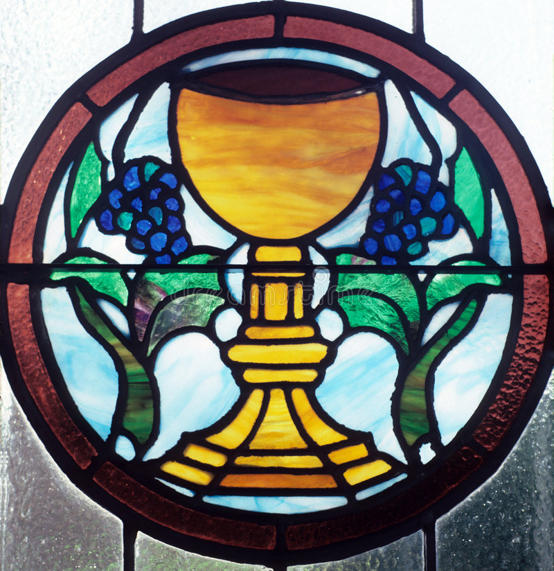 Free Stained Glass Royalty Free Stock Photography - 5023787
