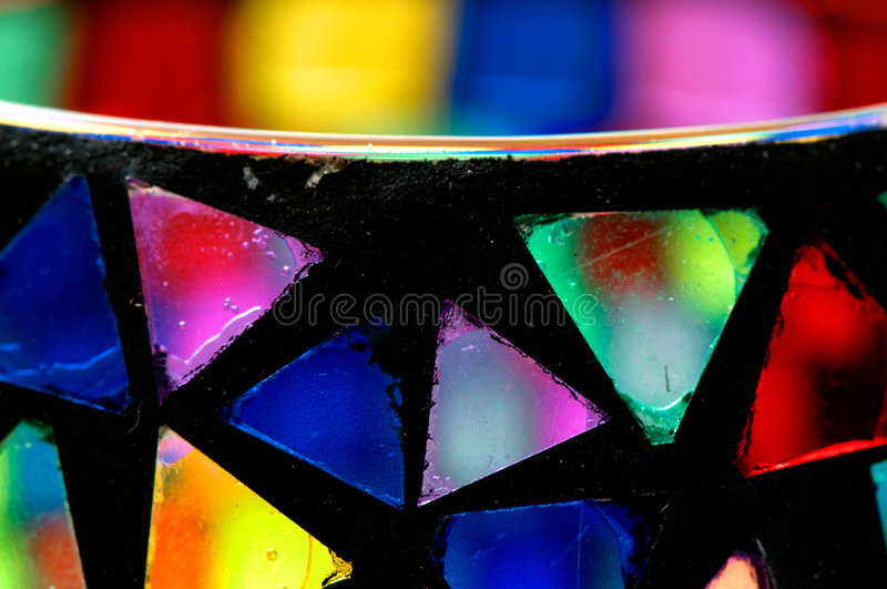 Stained Glass Royalty Free Stock Photos