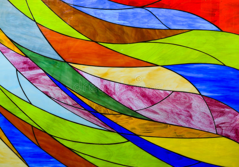 Stained glass background. Background of colorful stained glass royalty free stock photos