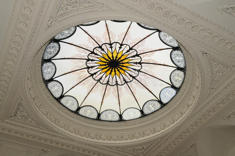 Download Stained Glass Ceiling Royalty Free Stock Photos - Image: 11577708