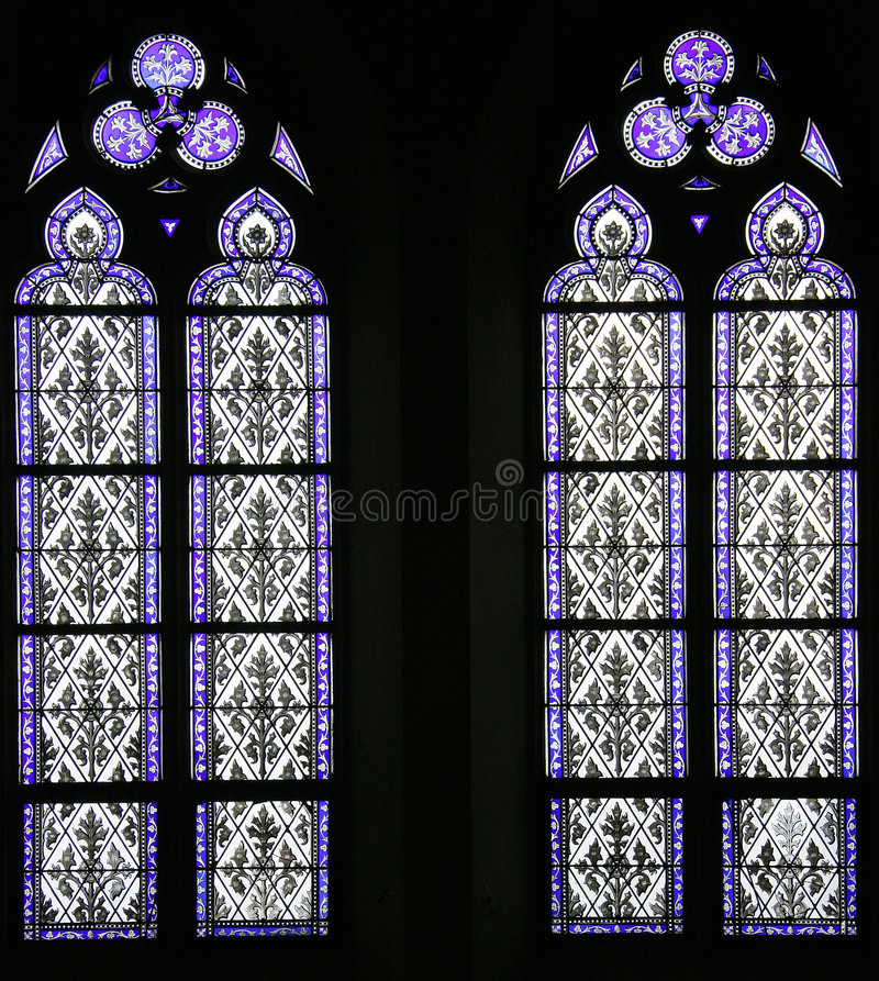 Stained-glass Window 11 stock photos
