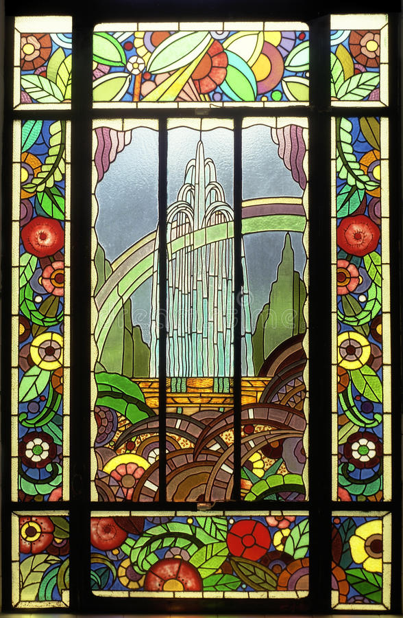 Free Stained Glass Window Royalty Free Stock Photos - 18981018