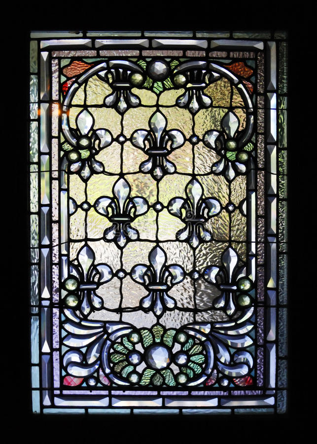 Stained Glass Window Stock Image Image Of Arts Church