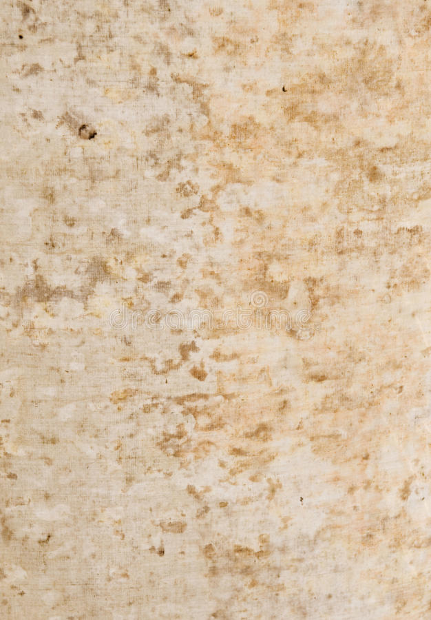 Stained Paper Royalty Free Stock Images
