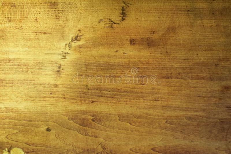 Stained rustic wood grain texture pattern stock photo