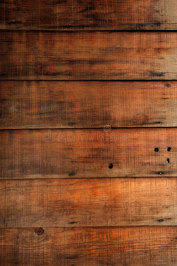 Stained wooden wall background texture. Background board building carpentry close-up color construction dark decor design floor grain grainy houses level stock images