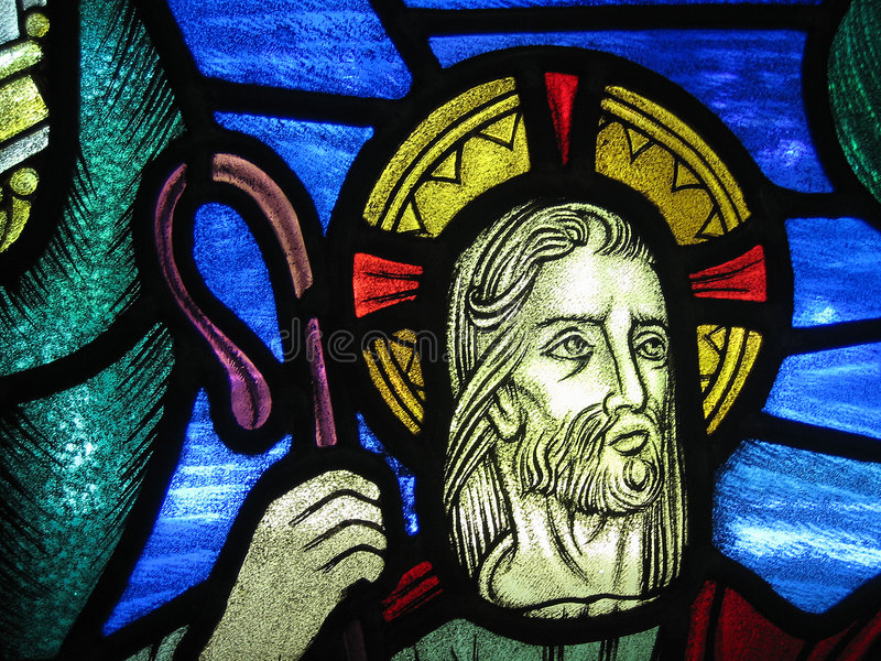 Stainedglass royalty free stock image