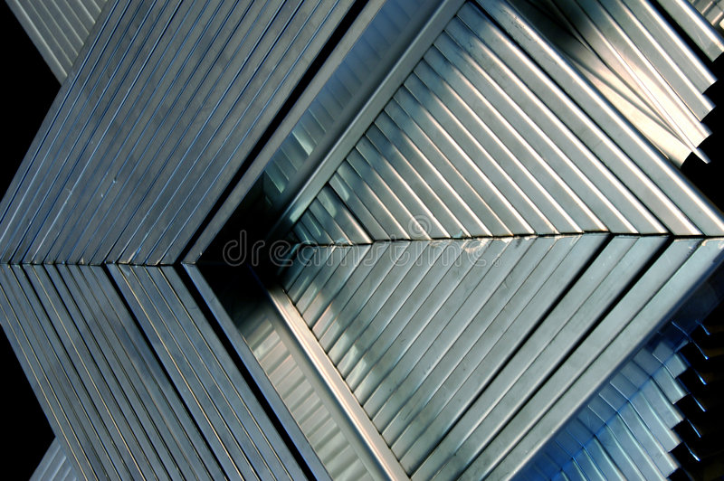 Stainless Steel royalty free stock photography