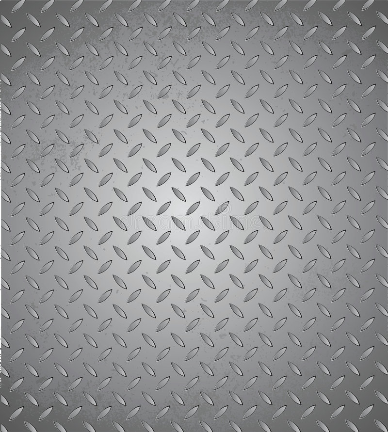 Download Stainless steel background stock vector. Image of plate - 4384664