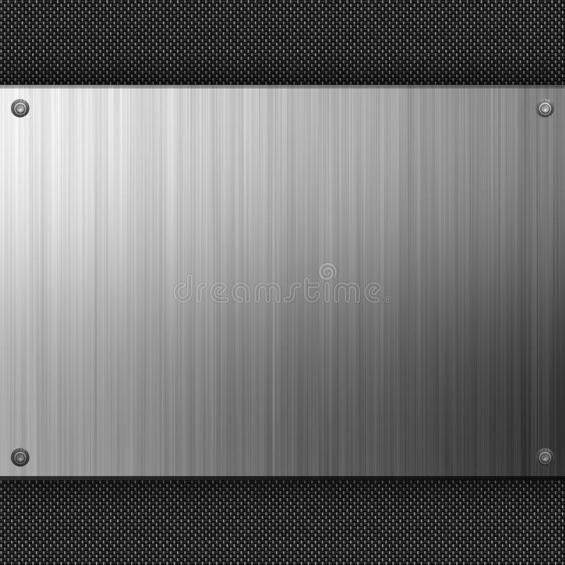 Free Stainless Steel Carbon Fiber Stock Images - 13135744