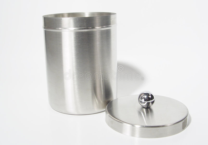 Download Stainless Steel Container Royalty Free Stock Images - Image: 5969