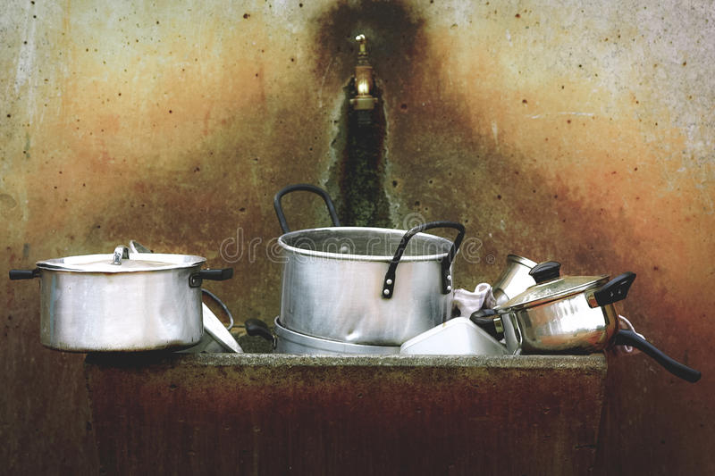 Stainless Steel Cooking Pot Free Public Domain Cc0 Image