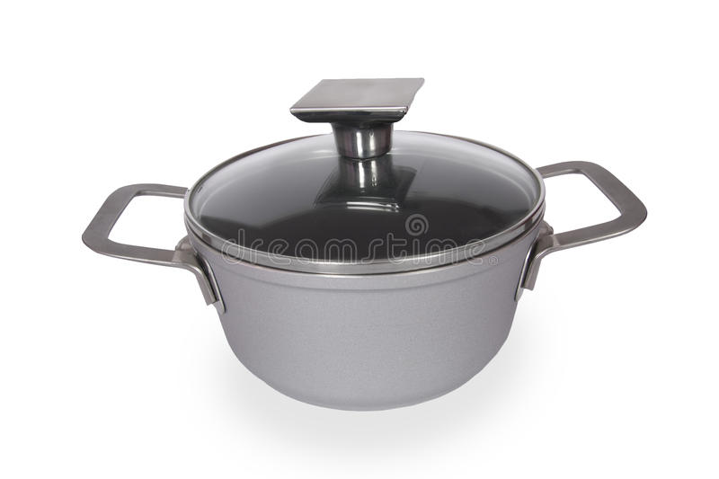 Download Stainless Steel Cookware stock image. Image of gleaming - 15703229