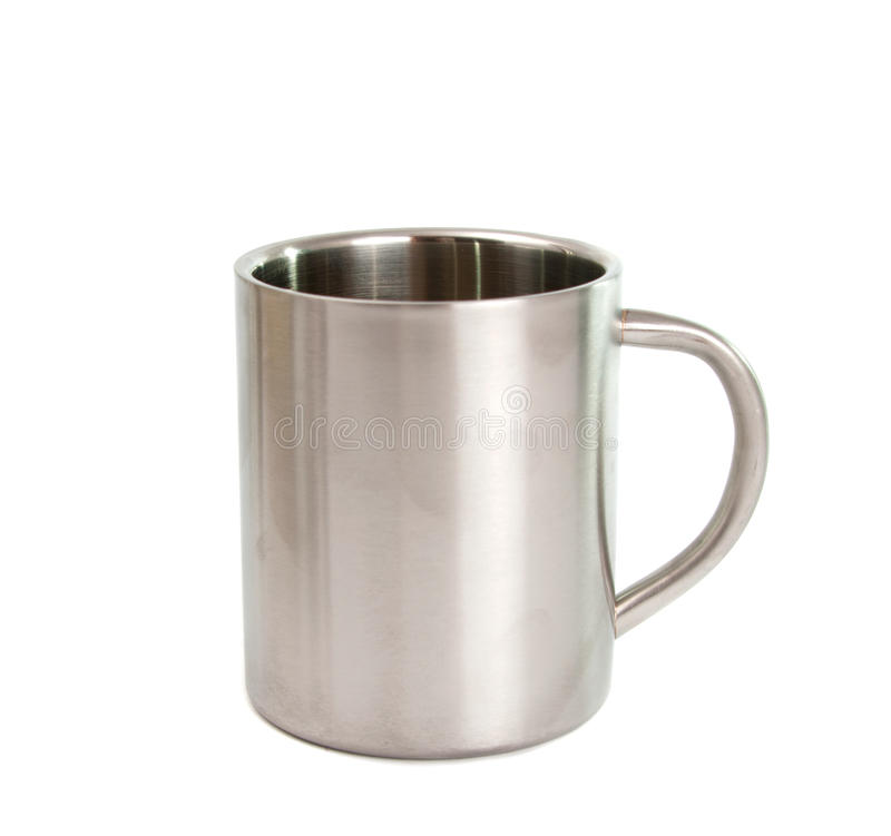 Free Stainless Steel Cup Stock Photo - 21864380