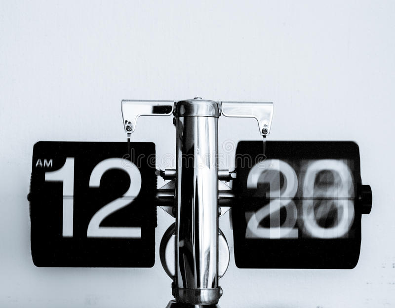 Stainless Steel Digital Clock Showing 12:20 Am Free Public Domain Cc0 Image