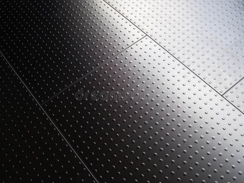 Stainless steel floor