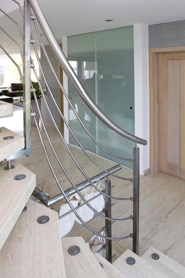 Free Stainless Steel Handrail Royalty Free Stock Images - 36739239