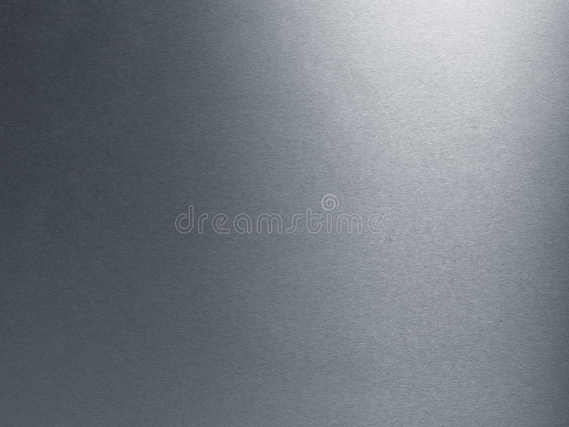 Stainless steel in highlight royalty free stock photography