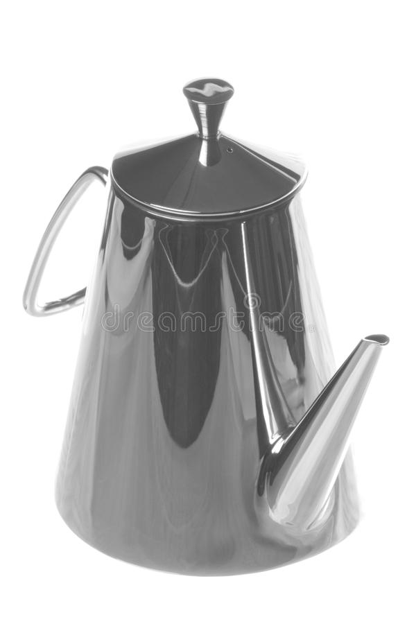 Download Stainless Steel Oil Drizzler Isolated Stock Image - Image: 11981763