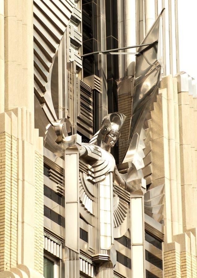 Download Spirit of light sculpture editorial stock photo. Image of steel - 29884538