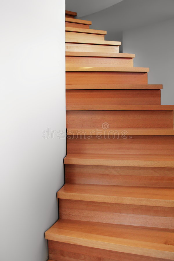 Stair case 2 stock image