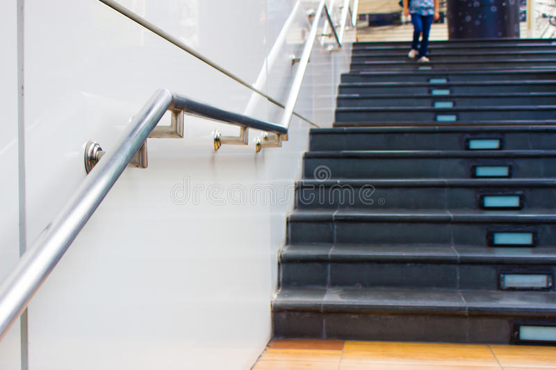 Good Download Stair And Holder Stock Photo   Image: 63718865