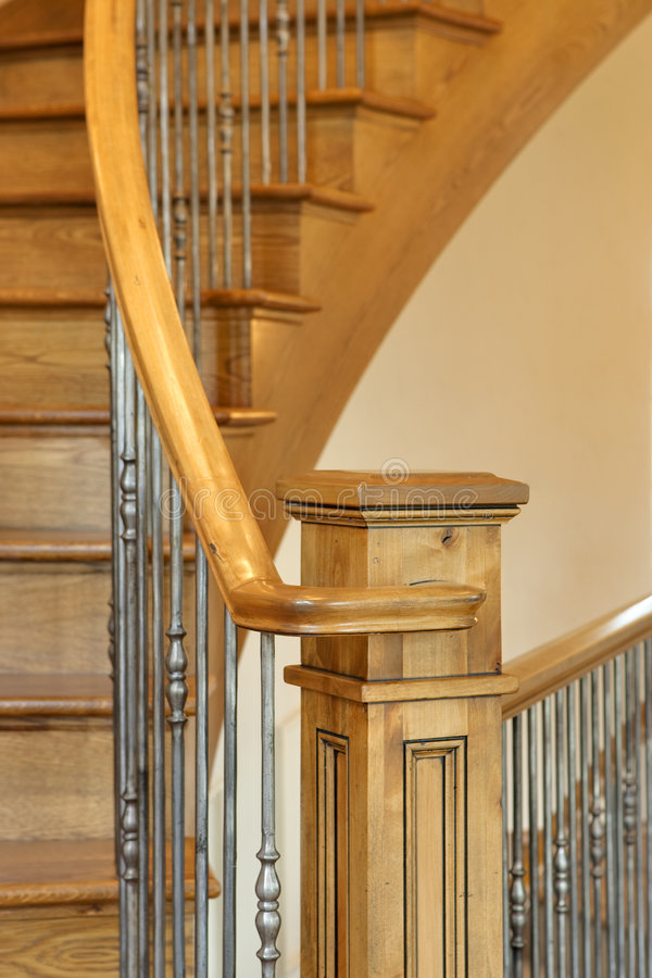 Download Staircase Banister Close Up Royalty Free Stock Photography    Image: 8539317