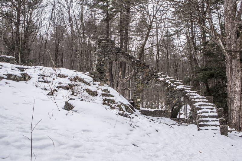 Staircase di signora Sherri immagini stock libere da diritti