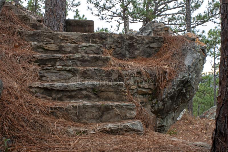 Staircase to Nowhere royalty free stock image