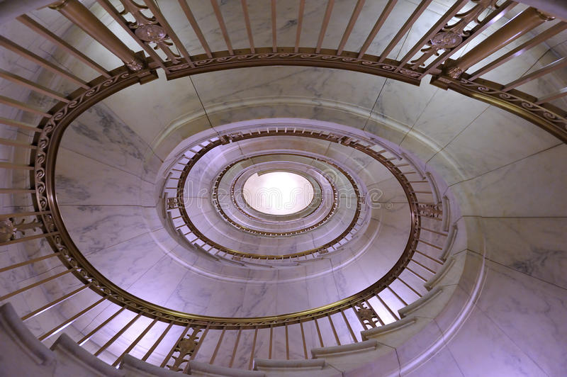 Download Staircase At The US Supreme Court, Washington, DC Stock Image - Image: 13966667