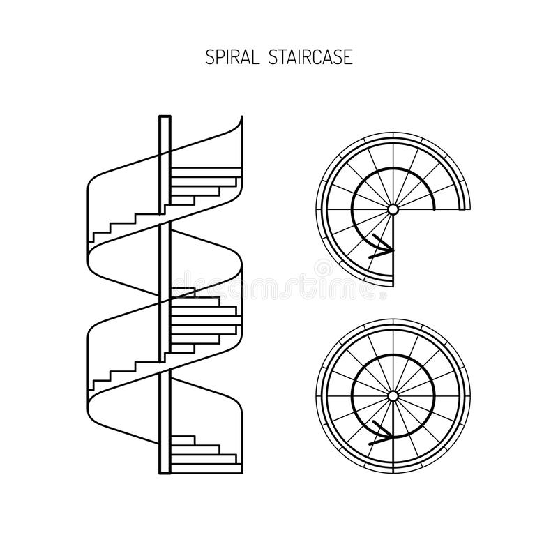 Diagram Of Spiral Staircase - All Wiring Diagram