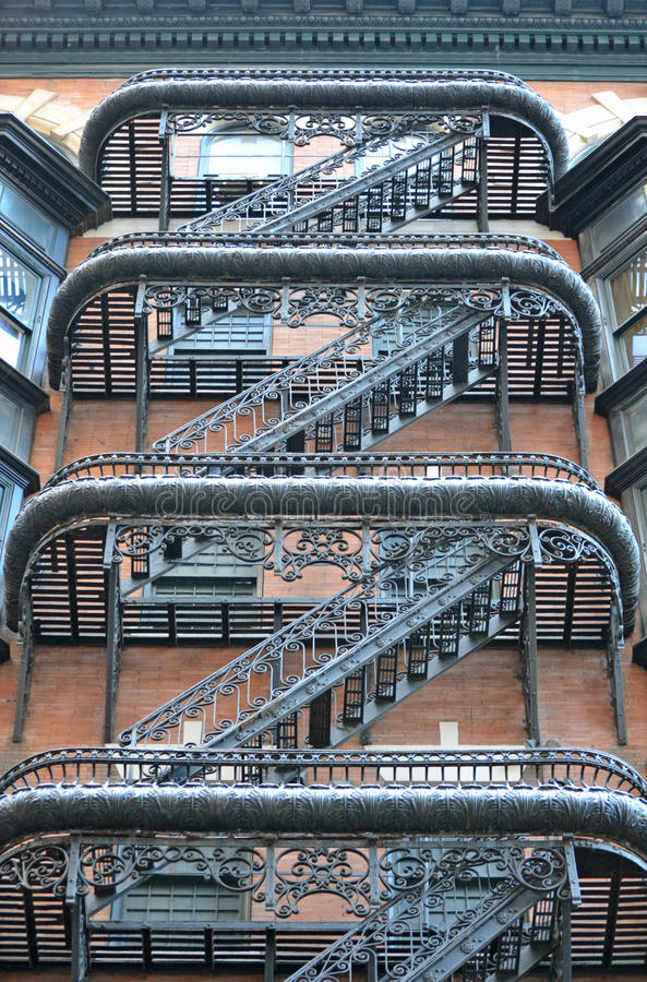 Staircases royalty free stock photo