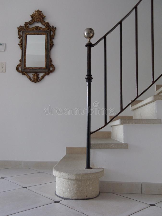 Download Stairs stock photo. Image of floor, bannister, architecture - 11642474