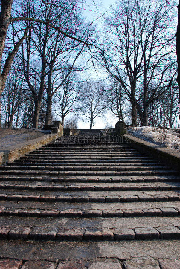 Free Stairs Stock Photography - 13674692