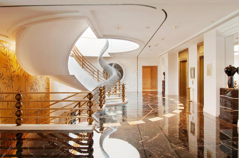 Download Stairs stock photo. Image of living, residence, design - 20049364